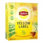 "Чай ""Lipton"" Yellow Label 100х2.2г (черный)"