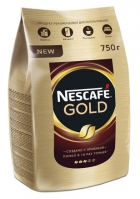 Кофе NESCAFE GOLD, растворимый, 750 г