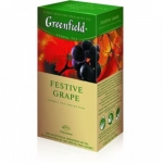 Чай Greenfield Festive Grape 25х2г
