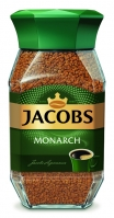 Кофе Jacobs Monarch, растворимый, 190 г