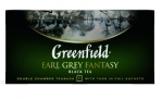 Чай Greenfield Earl Grey Fantasy 25х2г (черный)